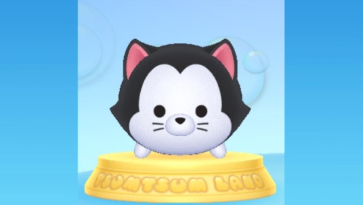 【ツムツムランド】フィガロ