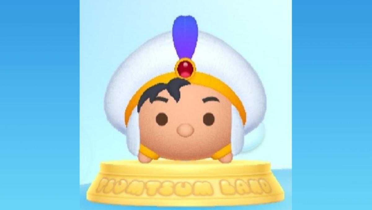 【ツムツムランド】アリ王子